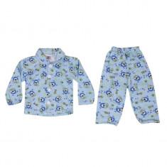 Pijamale din finet pentru copii, 1-3 ani