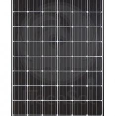 Panou solar fotovoltaic policristalin Q Cells 285 W rama neagra