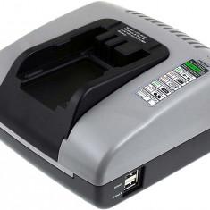 Incarcator acumulator (cu USB) pentru Black & Decker Powery HP122
