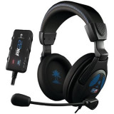 Turtle Beach Ear Force Px22 Headphones For Xbox360 Ps3 Pc