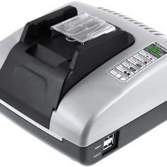 Incarcator acumulator (cu USB) pentru Makita model BL1830