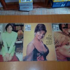 AS - LOT 3 REVISTE CINEMA - ANUL 1968
