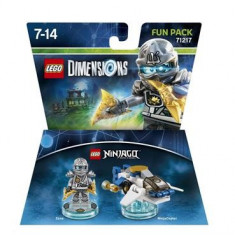 Set Lego Dimensions Fun Pack Ninjago Zane