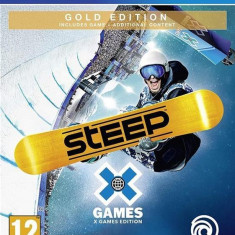 Steep X Games Edition Ps4