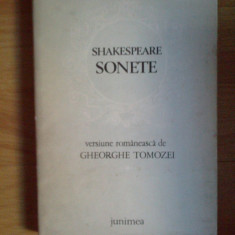 e0b Sonete - William Shakespeare (cartonata)