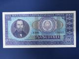 100 lei 1966 UNC