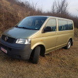 VW Transporter 2,5 TDI 4MOTION, Motorina/Diesel, Verde, VAN