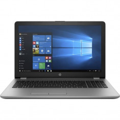 Laptop HP 250 G6 15.6 inch Full HD Intel Core i5-7200U 8GB DDR4 256GB SSD Windows 10 Silver, 8 Gb, 256 GB