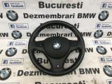 Volan M original cu airbag BMW E87,E90,E91,E92,E93,X1 impecabil, 3 (E90) - [2005 - 2013]
