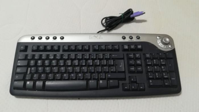Tastatura Multimedia DELL (PS/2)