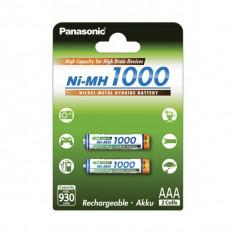 Acumulator Panasonic Micro HR03 930mAh 2 buc./ blister