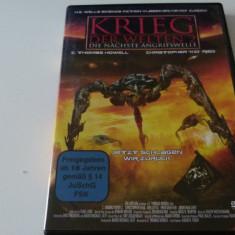 Razboiul lumilor  2, DVD, Engleza