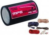 Pachet Bass Auto (Amplificator, Statie + Subwoofer Bass + Kit de Cabluri) Mac Audio 400 W 25 cm - BLO-Power Tube Promo