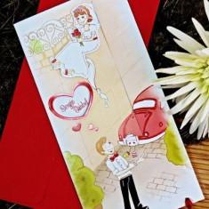 Invitatii nunta 32708