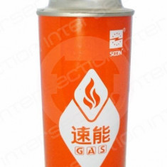 Spray butelie aragaz camping 220gr.