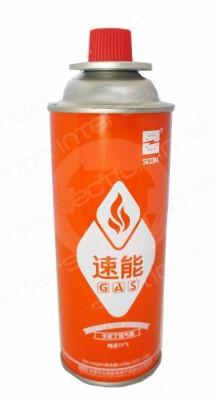 Spray butelie aragaz camping 220gr. foto