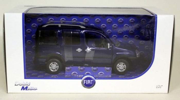 Macheta Fiat Doblo Malibu scara 1:24