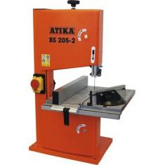 Fierastrau electric cu banda Atika BS205-2 250W 1400mm