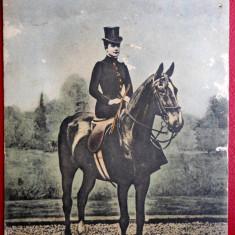 Cartea  postala   romaneasca   1905,, Circulata, Fotografie