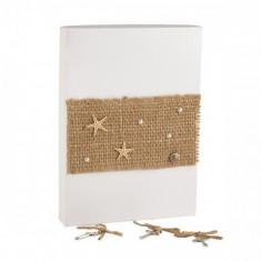 Set 50 cruciulite botez cu snur iuta si cutie cadou CC-010
