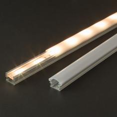 Profil aLuminau pt. benzi LED, 18x11mm, 1m