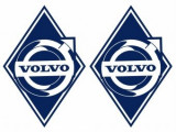 Set Stickere romb Volvo