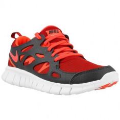 Adidasi Copii Nike Free Run 2 GS 443742602, 36, Negru