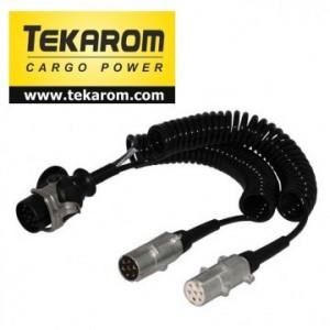 Cablu adaptor 2x7 (24N+24S) / 15/24V - TKR-TJH047E45MH