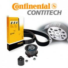 Kit distributie , curea + role Audi A4 Let (8h7, B6, 8he, B7) 2.0 TDI Contitech - CT1028WP4