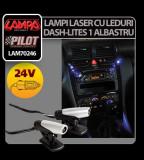 Lampi laser cu leduri 24V Dash-Lites 1 - Albastru - CRD-LAM70246