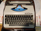 Masina de scris diacritice romanesti