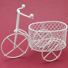 Bicicleta sarma cos oval mare DASB11