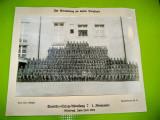 9923-ww2-Foto Kabinet militara mare-3 lea Reich 1942- militari sanitari germani.