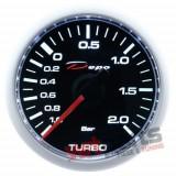 Ceas indicator presiune turbo mecanic Depo Racing - VTT-DP-ZE-048