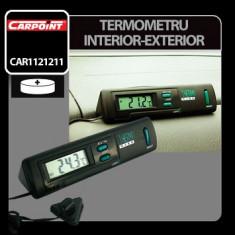 Termometru interior - exterior Carpoint - CRD-CAR1121211