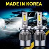 Instalatie LED H7 - MADE IN KOREA - 12V-24V, 80W, 4800 lumeni, 6000K