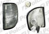 Lampa semnalizare fata Mercedes Clasa S (W126 Sedan/Coupe) 1980-1991 TYC partea stanga - BA-5026193E
