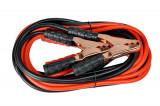 Cablu curent BAerie 100Ah lung de 2.1 metri cu cleme tip crocodil izolate - BA-DIS100