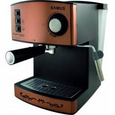 Espressor Espressimo 15 bar, 850 W, Bronz, Samus