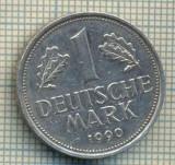 11792 MONEDA - GERMANIA  - 1 MARK - ANUL 1990 F  -STAREA CARE SE VEDE