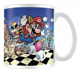 Nintendo SUPER MARIO (ART) MUG /Merchandise