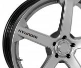 Sticker jante - Hyundai (set 4 buc.)