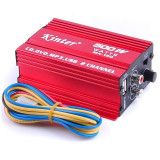 MINI amplificator auto, stereo, 500 W max, cu incarcare USB (MR-MA150)