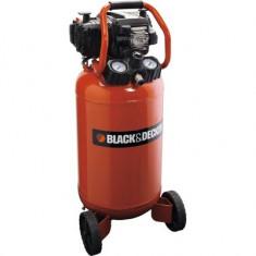 Compresor aer comprimat Black&Decker 227/50V-NK 50l 10 bari, fara ulei