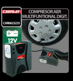 Compresor aer multifunctional digital 12V - CRD-CAR0623235