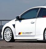 Sticker auto lateral VW (set 2 buc.)