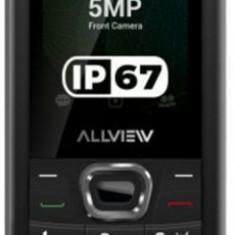 Telefon Mobil Allview M9 Jump, TFT 2.4inch, Bluetooth, 3G, Dual Sim (Negru)