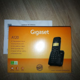 Telefon fix Siemens Gigaset A 120 Cordless Phone ECO DECT / Sigilat / Garantie
