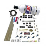 Nitrous system (NX) Piranha direct port for 8 cyl engines (4,5L)