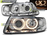 Faruri Angel Eyes pentru Audi A3 09.2000-05.2003 Tuning - Tec - VTT-LPAU21